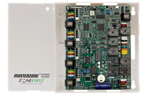 MZP4 – 4 Zone All-In-One Zone Control Panel