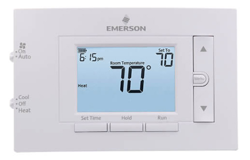 TPS – Programmable Single Stage Thermostat