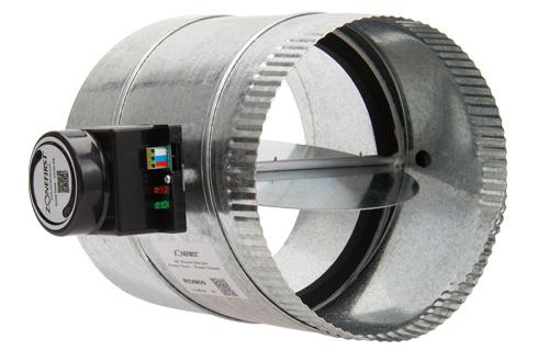 RDM – Automatic Round Zone Damper