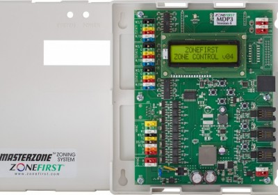 MDP3 Ver. 04 – 2 or 3 Zone Universal Control Panel