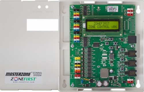 MDP3 Ver. 04 – Universal Zone Control Panel
