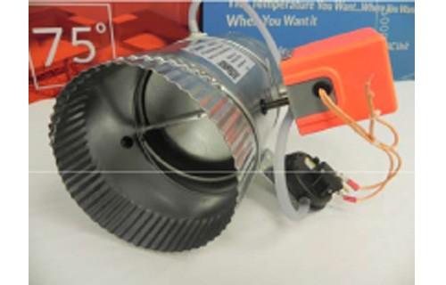 VK24xx – Make-Up Air Ventilation Damper System