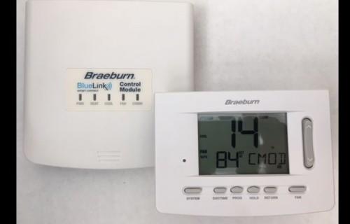 WTR – Wireless Thermostat & Receiver