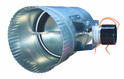 RDV – Round Damper for Ventilation