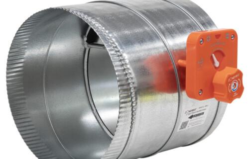 SPAD Gen. 3 – Static Pressure Adjustable Damper